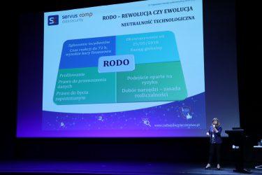 Szkolenie bezpieczeństwo informacji RODO Servus Comp zadbajobezpieczenstwo.pl